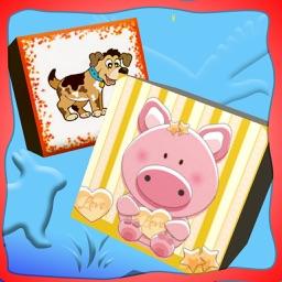 Preschool Memory Match Game