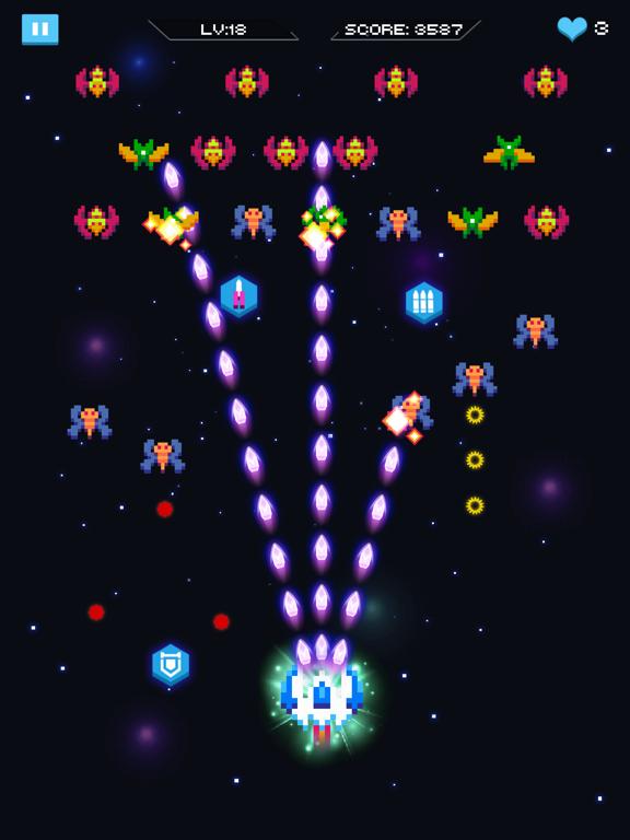 Galaxy Attack - Space Shooter screenshot 7