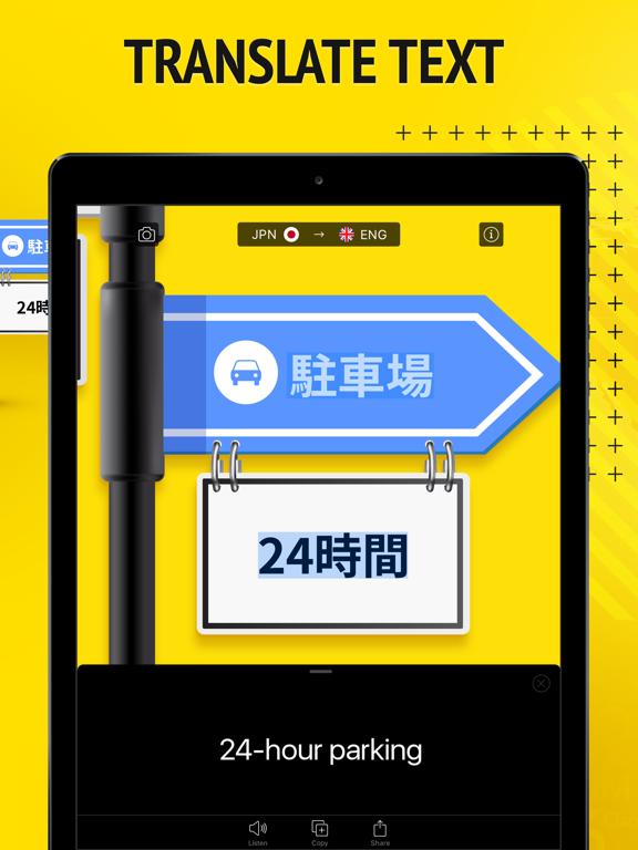 Snap & Translate - Translator screenshot 8