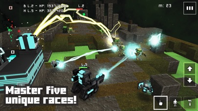 Block Fortress: War screenshot1
