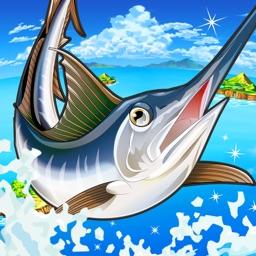 釣りスタ!魚釣りゲームの王道!簡単操作で誰でもお手軽暇つぶし
