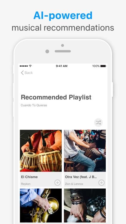 Music Player- Music Video Play screenshot-5