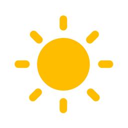 Ícone do app WeatherWheel: Alerts, Forecast