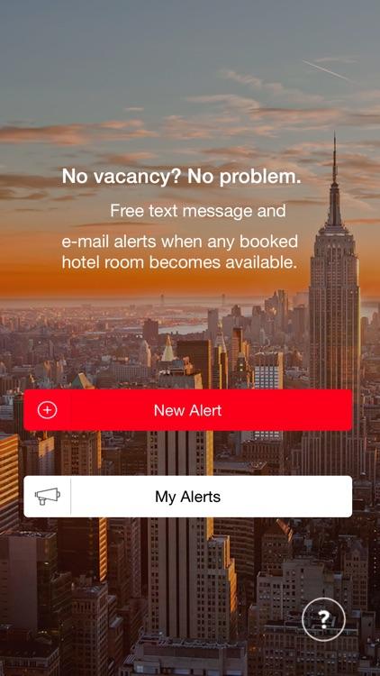 Hotel Alerts