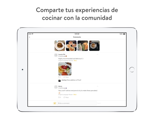 Kitchen Stories en App Store