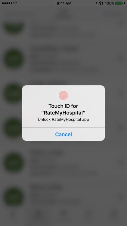 RateMyHospital screenshot-4