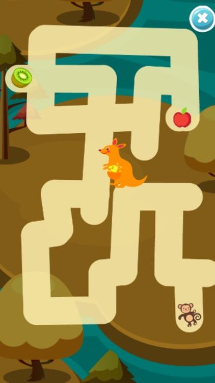 Baby games - Mazes