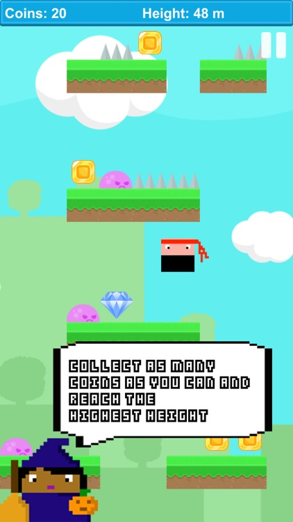 BlockJump - The Adventure screenshot-2