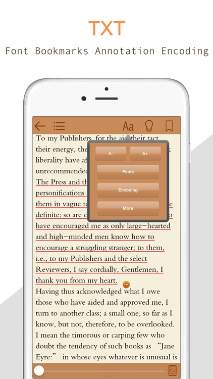 AReader-powerful easy to use screenshot-3