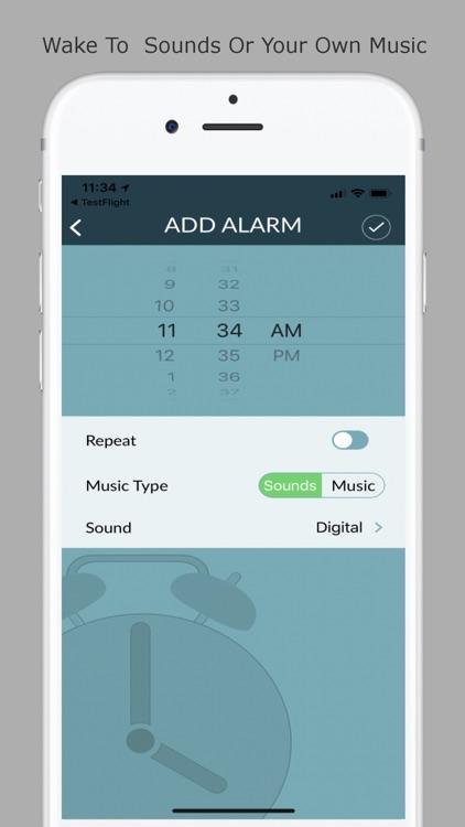Now Alarm Clock screenshot-3