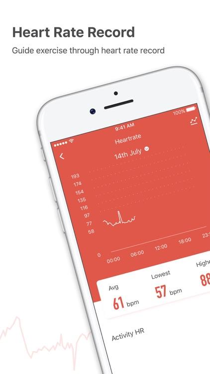 Zeroner Health Pro screenshot-3
