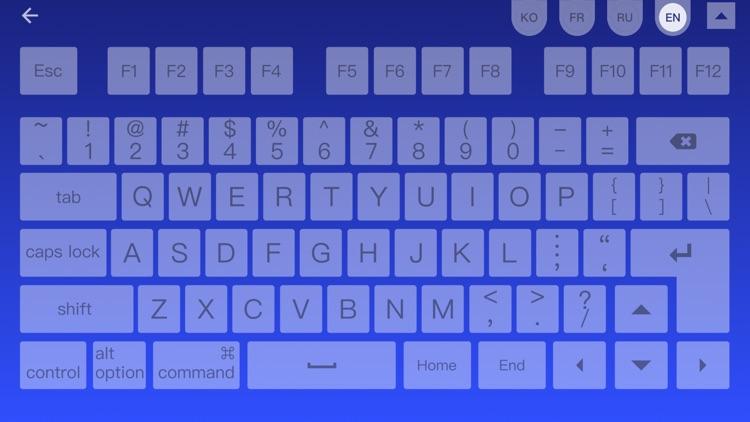 WiFi Mouse Pro screenshot-3