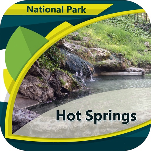 Hot Springs - In National Park