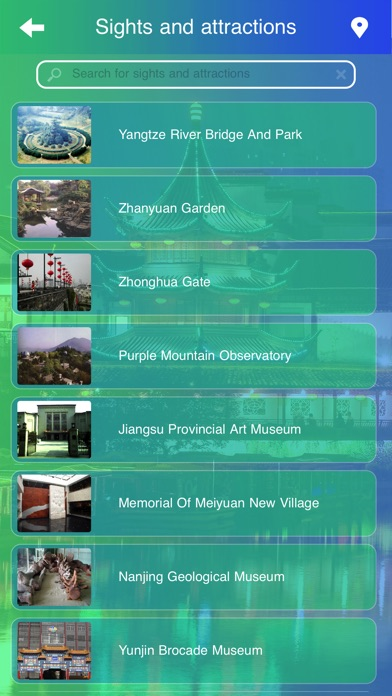 Nanjing Things To Do screenshot