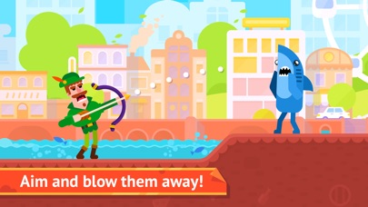 download Bowmasters - Multiplayer Game