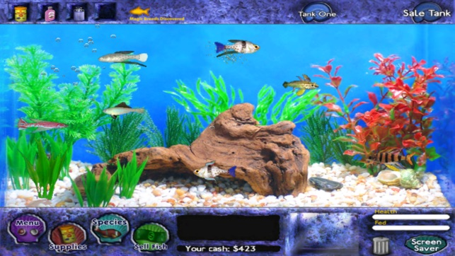 Fish Tycoon Lite On The App Store