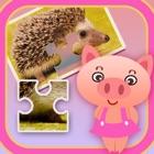 Пазл для головоломки животных icon