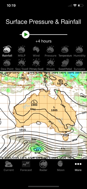Australia weather information on the app store australia weather information on the app store gumiabroncs Gallery
