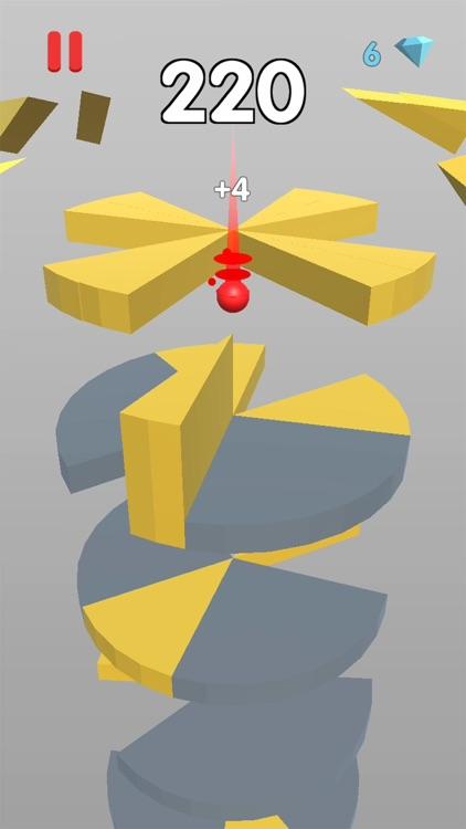 Helix Tower - Jump Down Spiral
