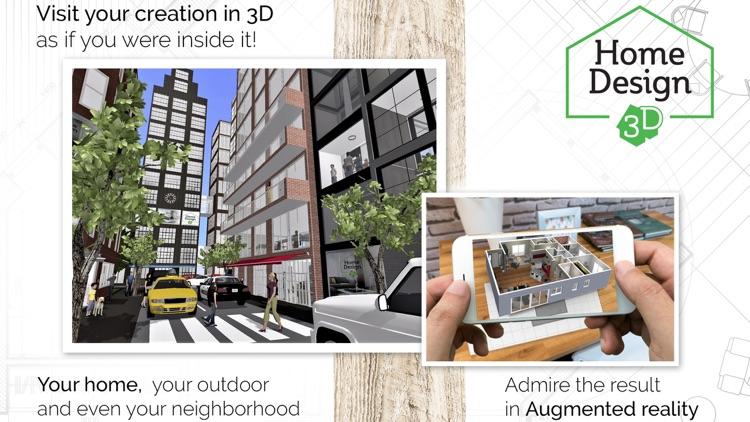 Home Design 3D screenshot-4