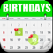 App Icon for Birthday! App in Bulgaria App Store