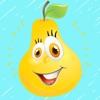 Crazy Pear:アニメーションステッカー