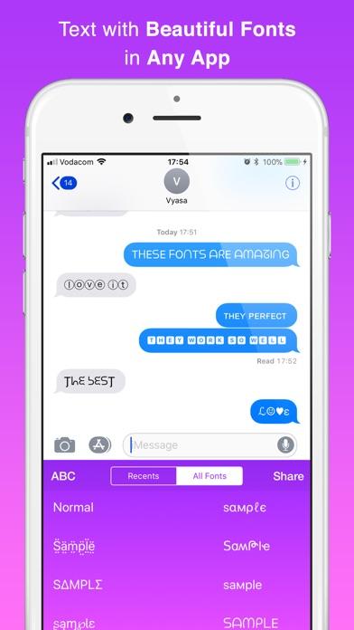 Cool Symbols Keyboard Fonts App Price Drops