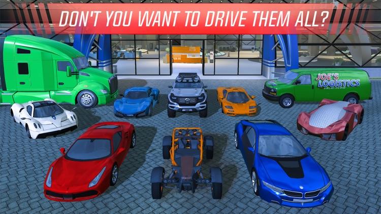 Luxury Car: Showroom Driver screenshot-4