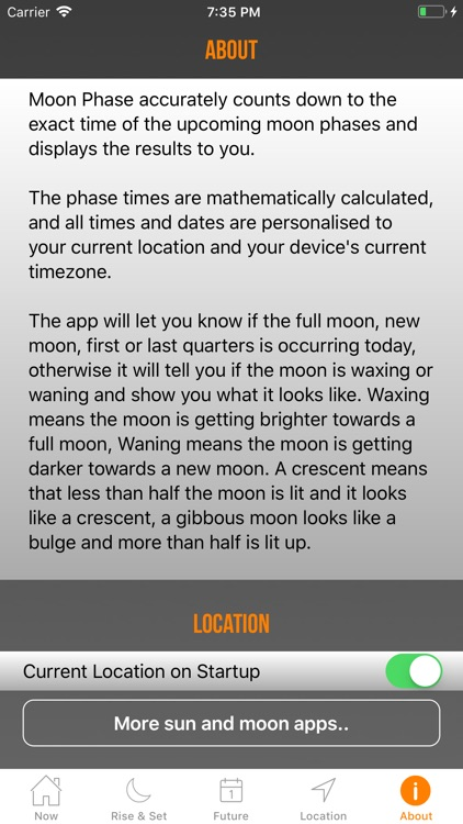 Moon Phase Plus Professional screenshot-5