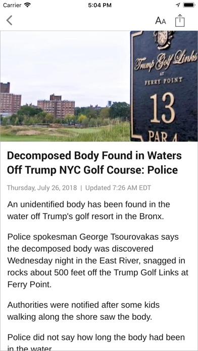Nbc 4 New York review screenshots