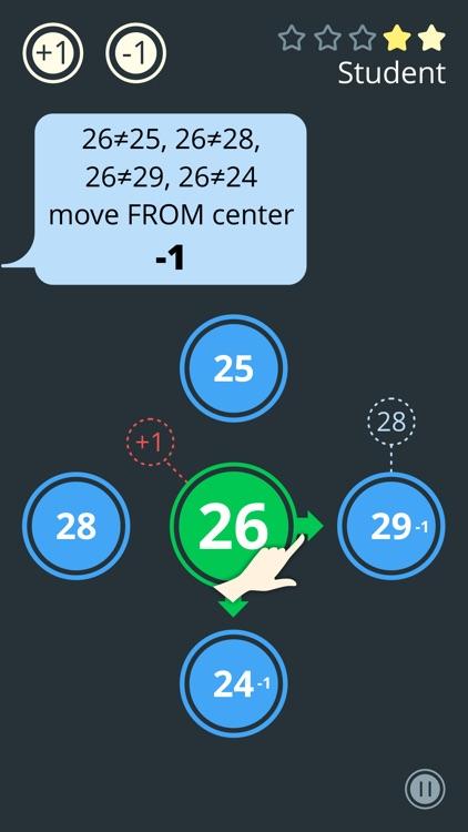 Five Numbers: 5 logic screenshot-3