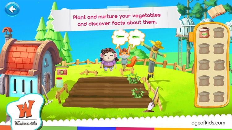 Plants Veggies Wonderwood screenshot-4