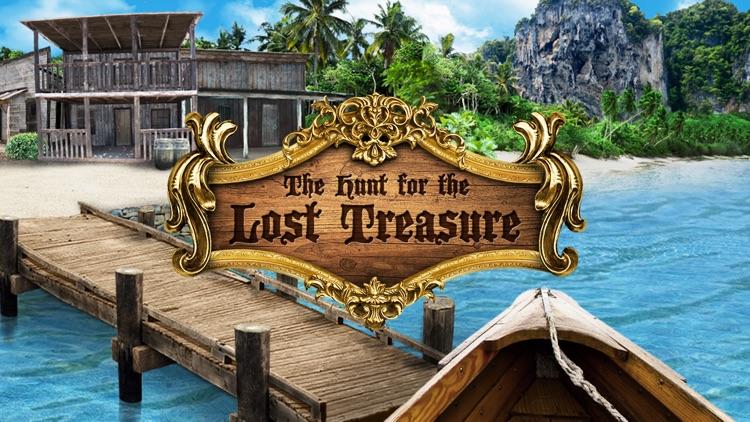 Start the Lost Treasure