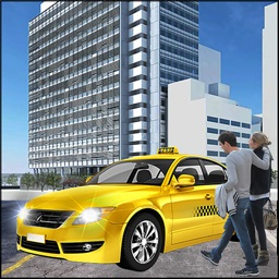 New York Crazy Taxi Driver 3D: City Rush Transport