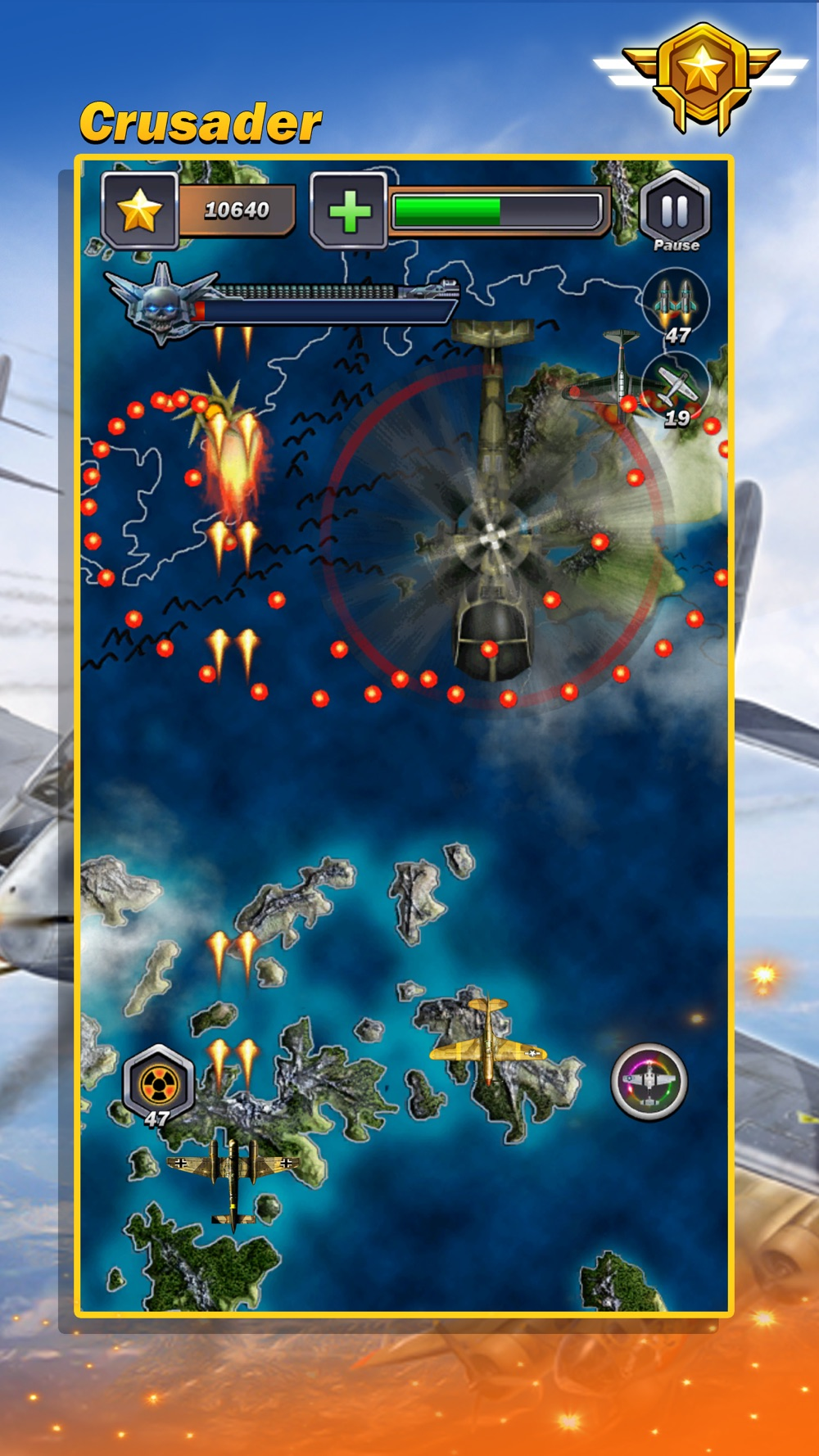 Squadron War: Galactic fighter hack tool