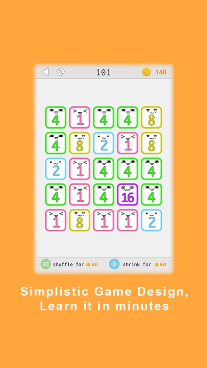 Power of 2 - Strategic number matching game screenshot-4