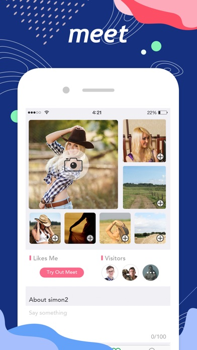 dating app for ios only
