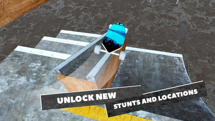 True Touchgrind Skate Race 3D screenshot-3