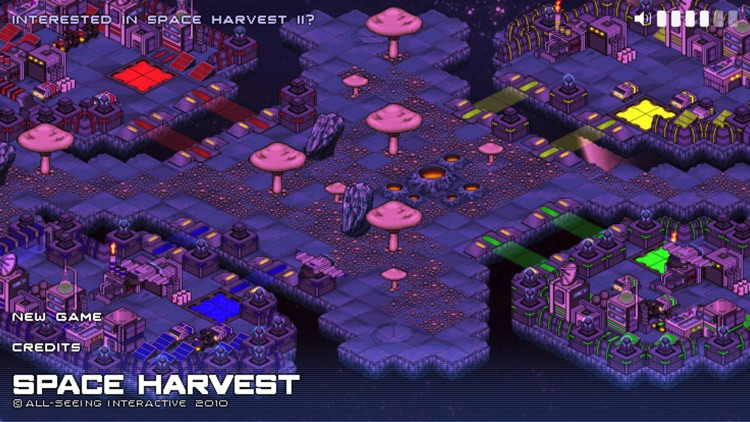Space Harvest screenshot-4