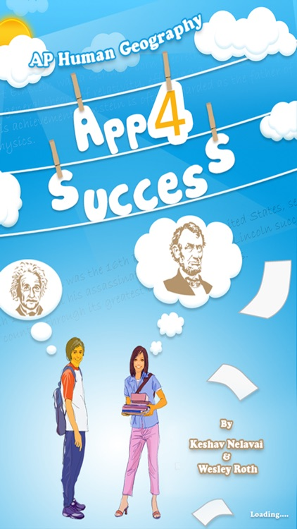 Human Geography - App4Success