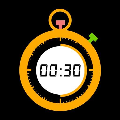 Tabata Timer, HIIT Workout