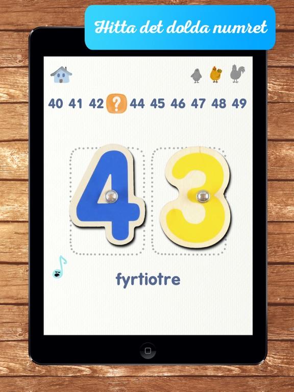 iPad Skärmavbild 2