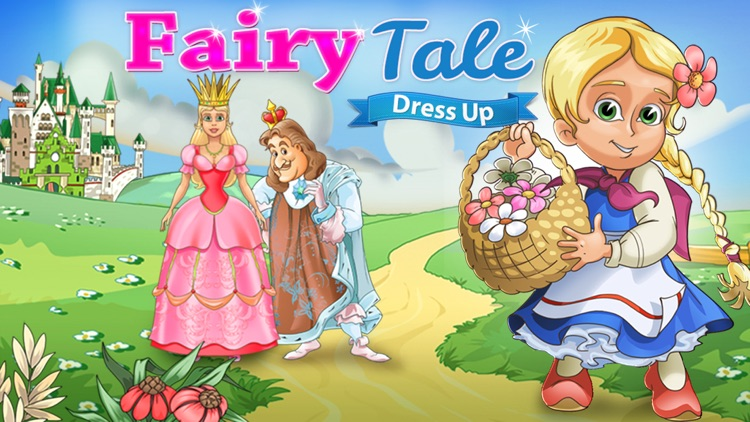 Dress Up Fairy Tale Game