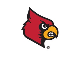 Louisville Cardinals Stickers for iMessage