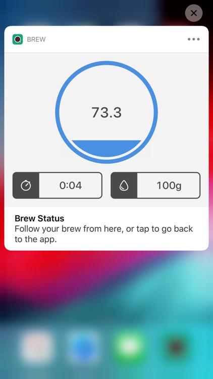 Brew - Coffee Companion screenshot-6