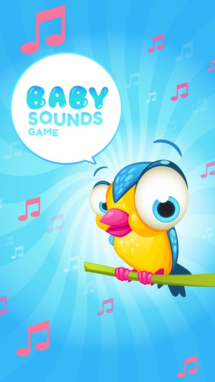 Baby Sounds Game (No Ads)