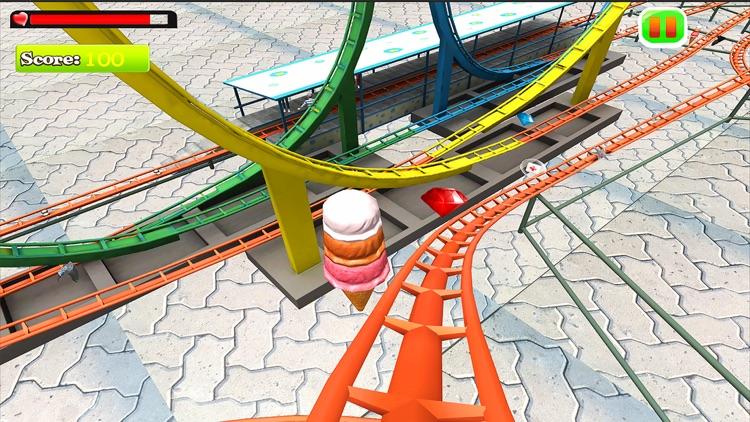 VR Roller Coaster 2k17 screenshot-4