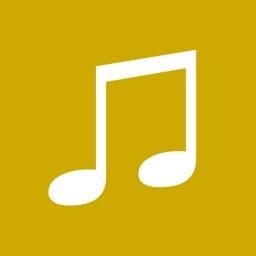 Crossfade music player - Audieon