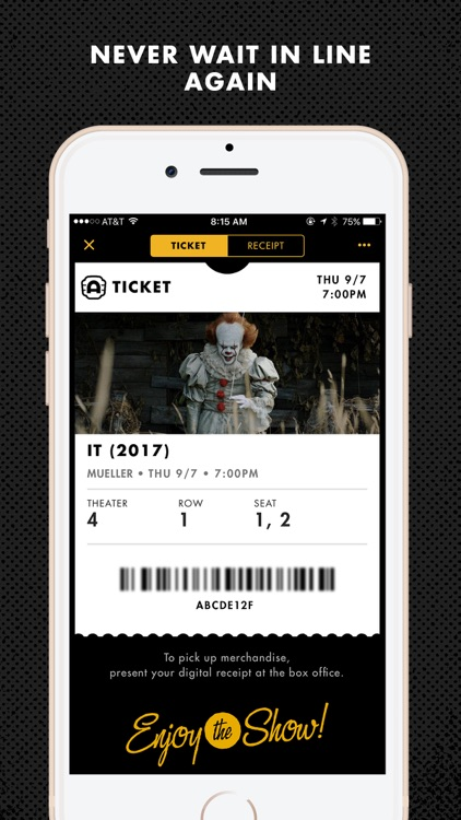 Alamo Drafthouse screenshot-2