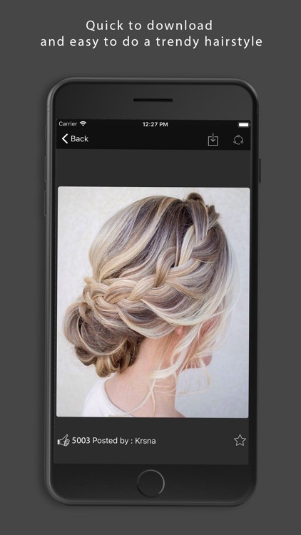 Latest Hair Styles - Ideas screenshot-3